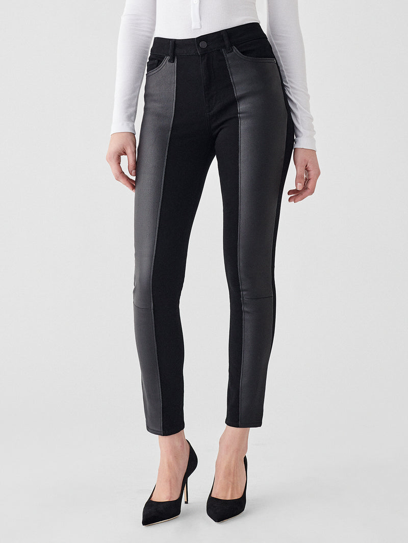 Florence Ankle Mid Rise Skinny | Morrison