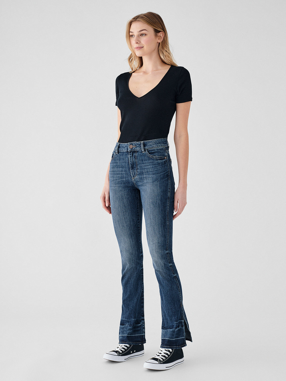 Bridget High Rise Bootcut 31"