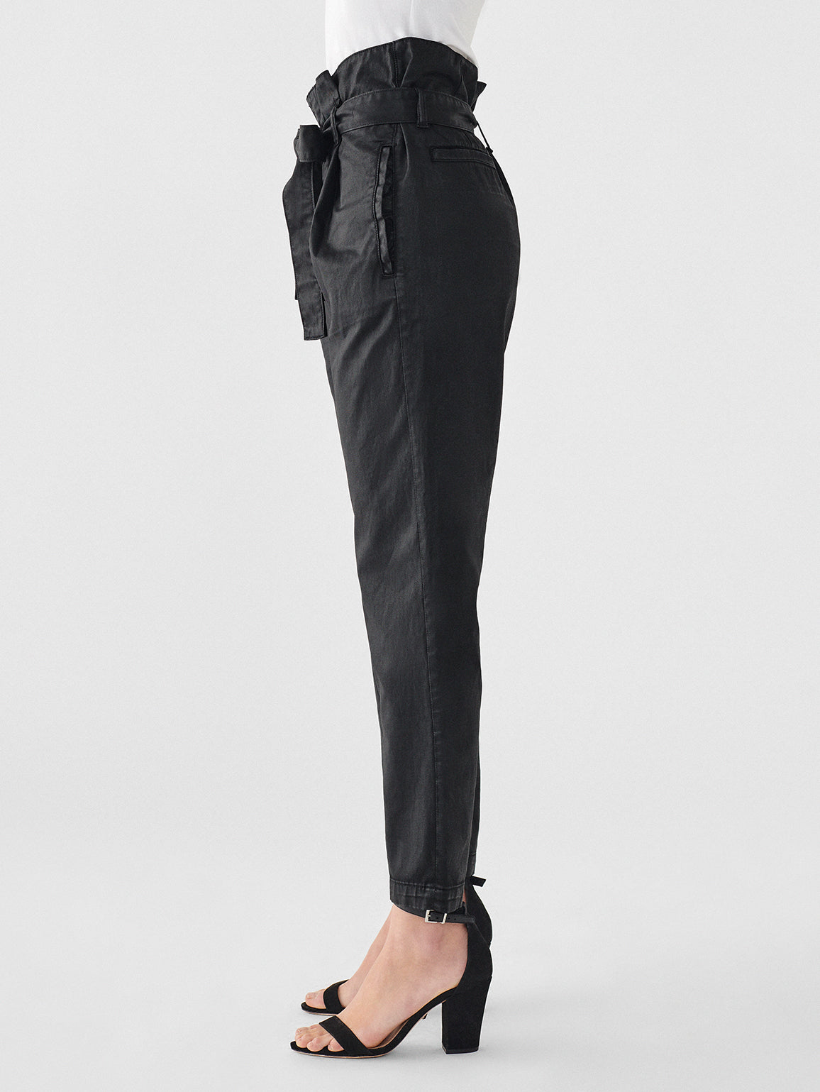 Susie High Rise Tapered Straight | Domines