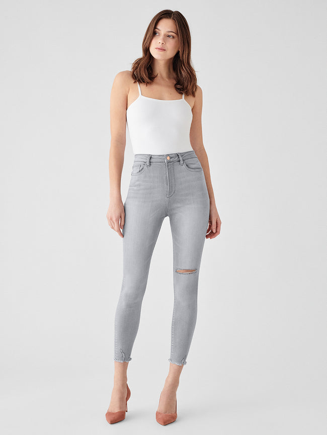 Chrissy Ultra High Rise Cropped Skinny | Calaveras