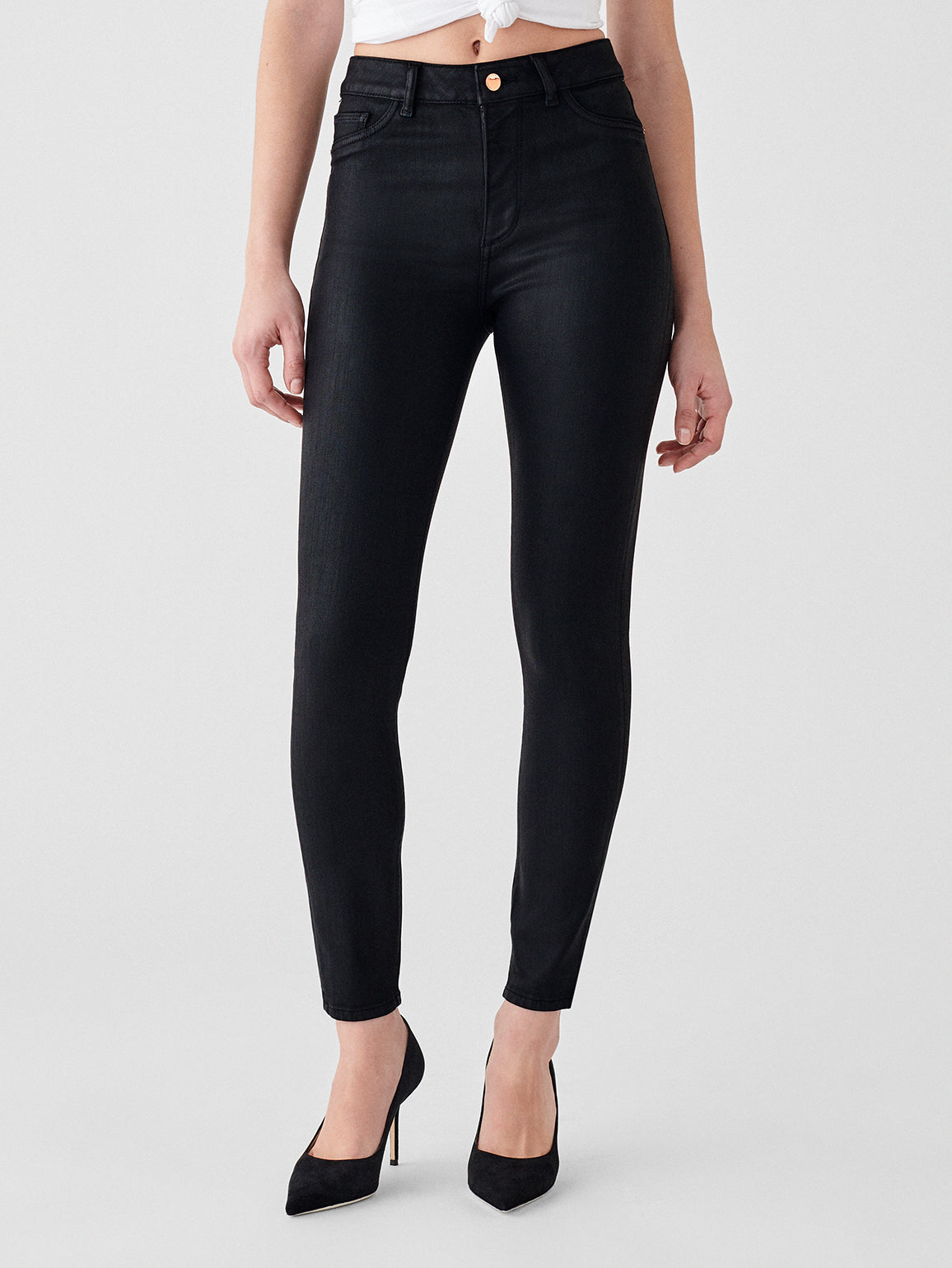 Farrow Ankle High Rise Instasculpt Skinny | Sonoma