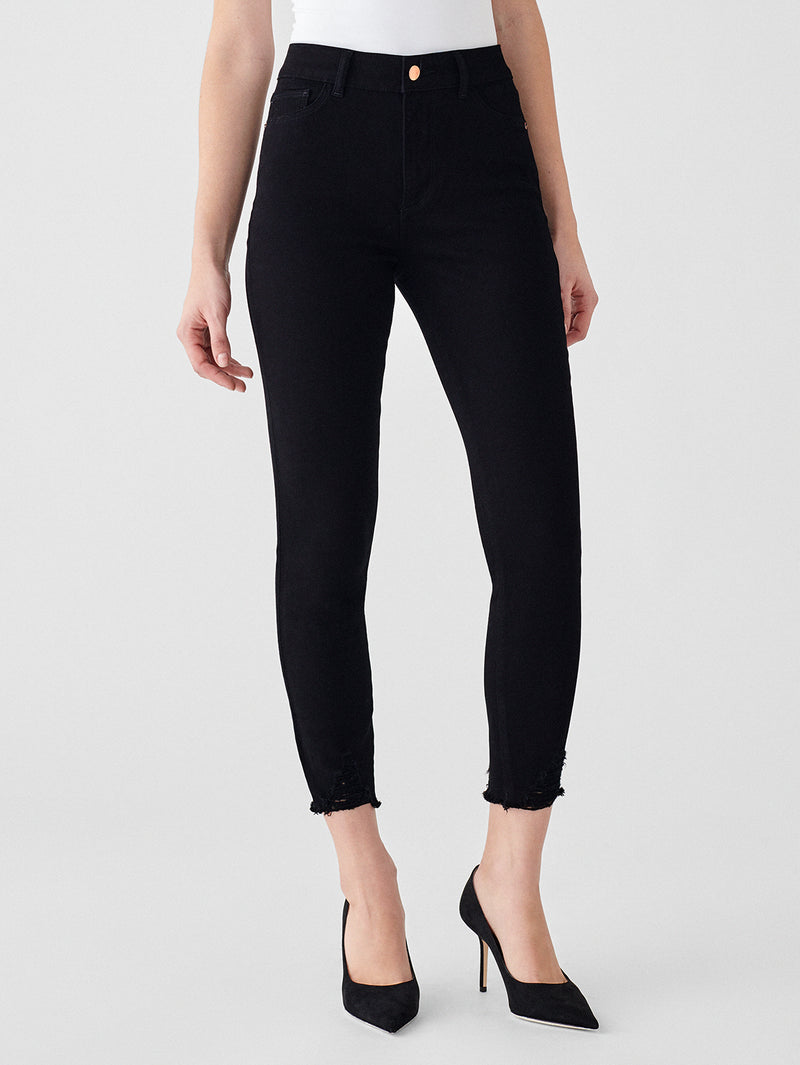 Farrow Crop High Rise Skinny | Grimaldi