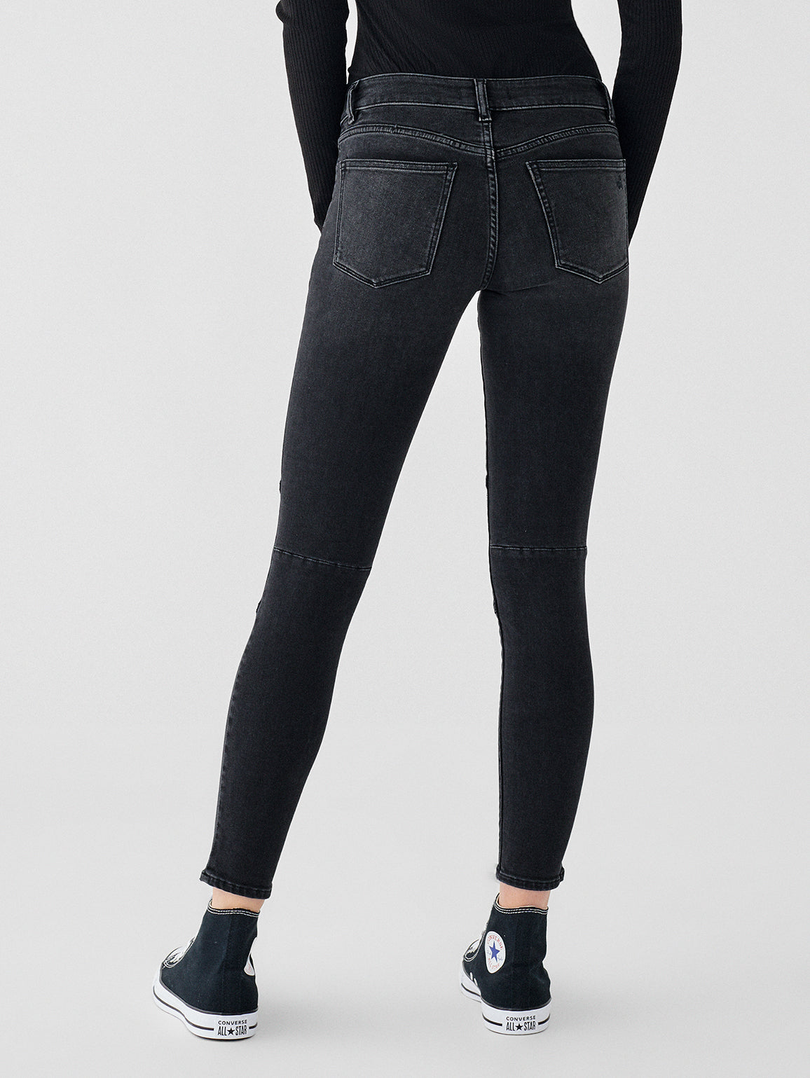 Florence Ankle Mid Rise Skinny | Prescott