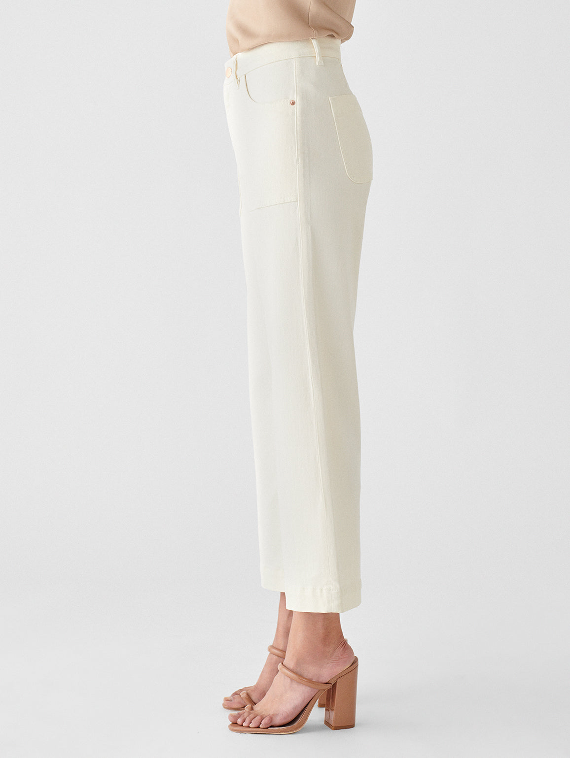 Hepburn High Rise Wide Leg | Sutter