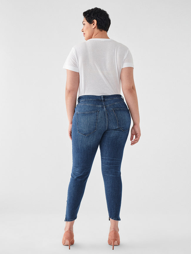 Florence Ankle Mid Rise Skinny | Price