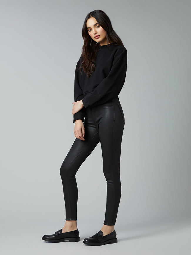 Florence Skinny Mid Rise Instasculpt Ankle | Medina