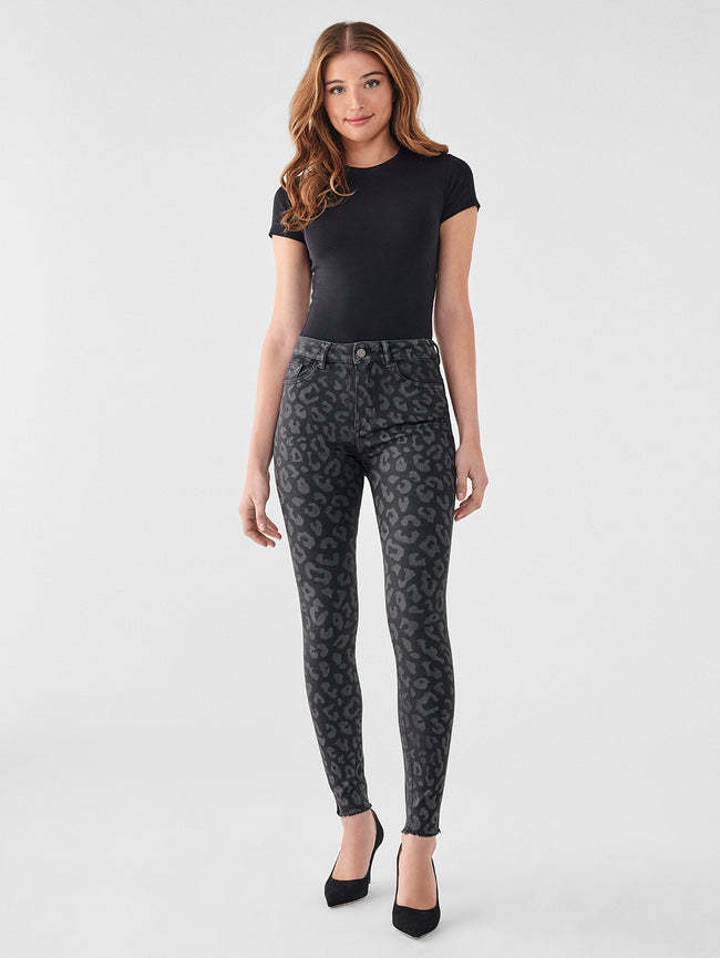 Farrow Ankle High Rise Skinny | Lennox