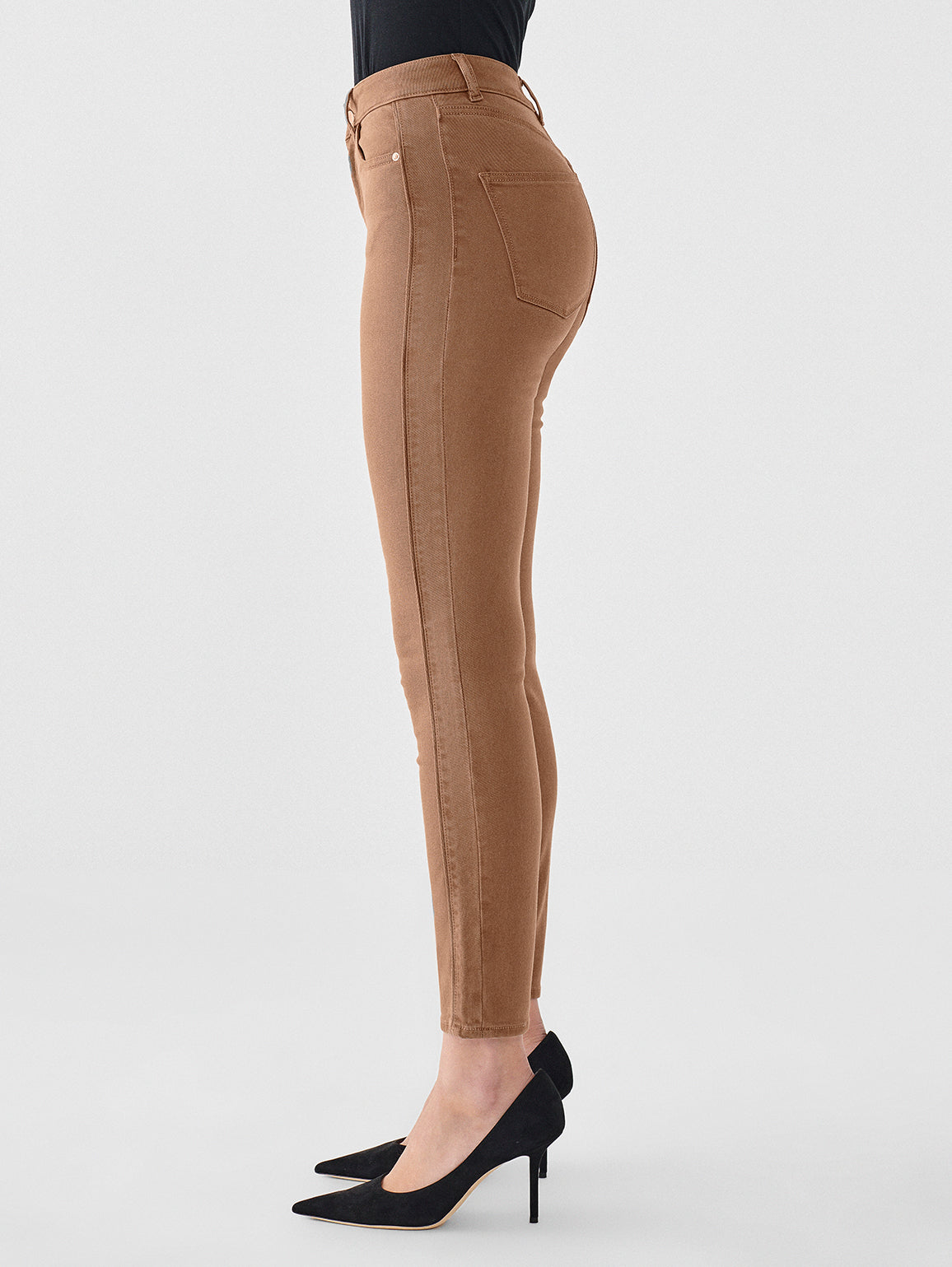 Farrow Ankle High Rise Skinny | Heirloom