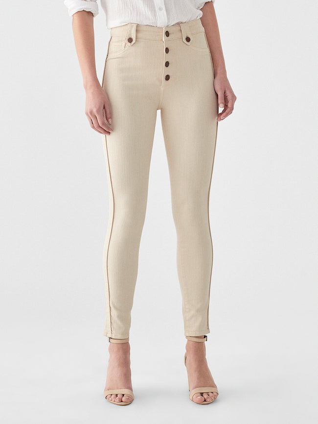Farrow Ankle High Rise Skinny | Irving