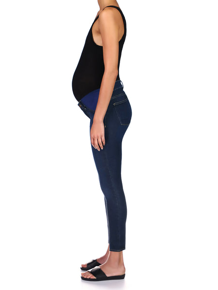 Florence Skinny Maternity Instasculpt Ankle | Willoughby