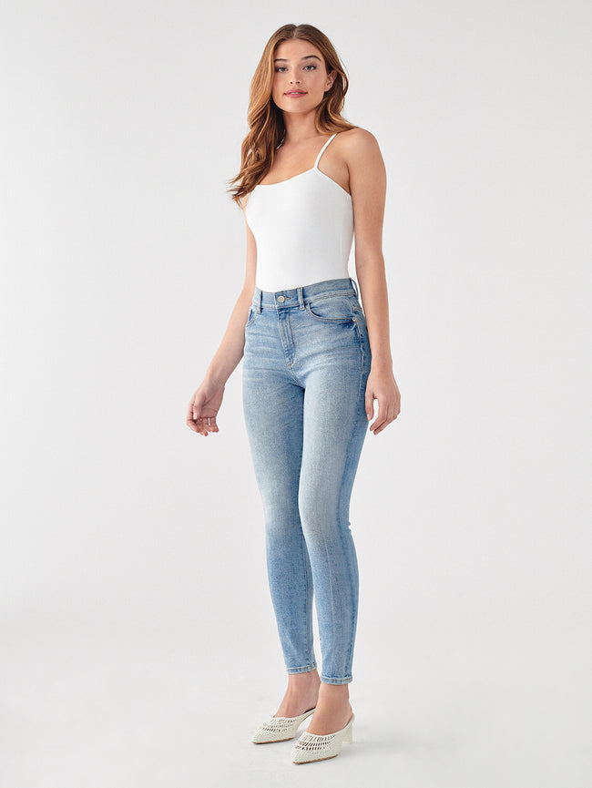 Farrow Ankle High Rise Skinny | Sorrento