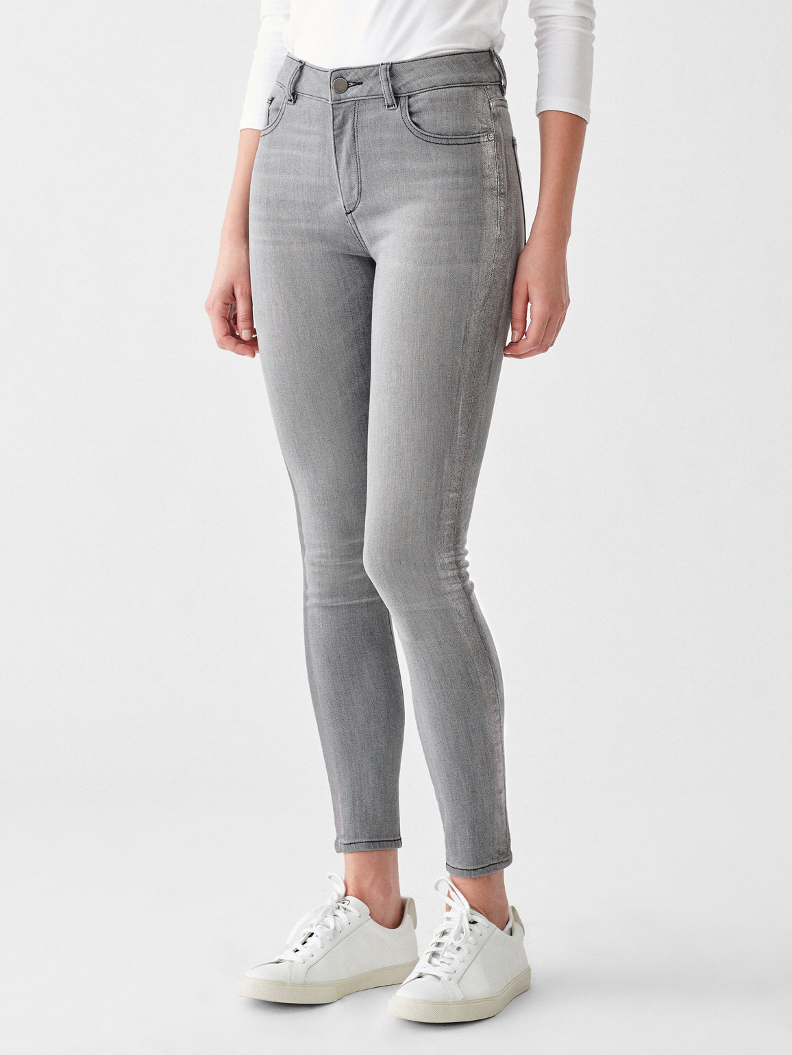 Florence Ankle Mid Rise Skinny | Stanhope