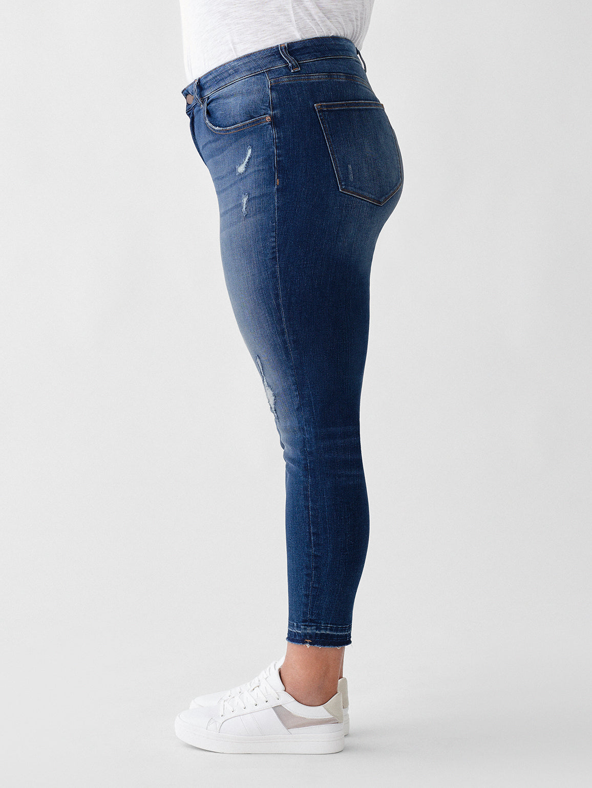 Florence Ankle Mid Rise Instasculpt Skinny Inclusive | Strive