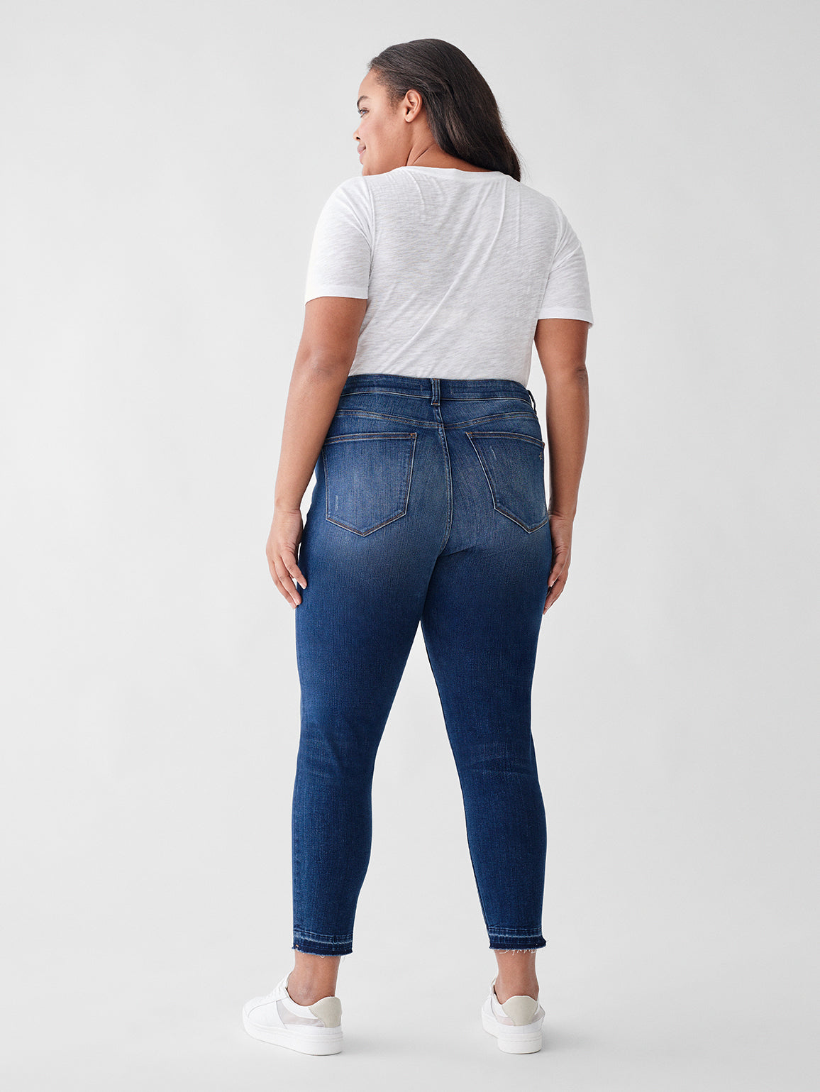 Florence Ankle Mid Rise Skinny Inclusive | Strive