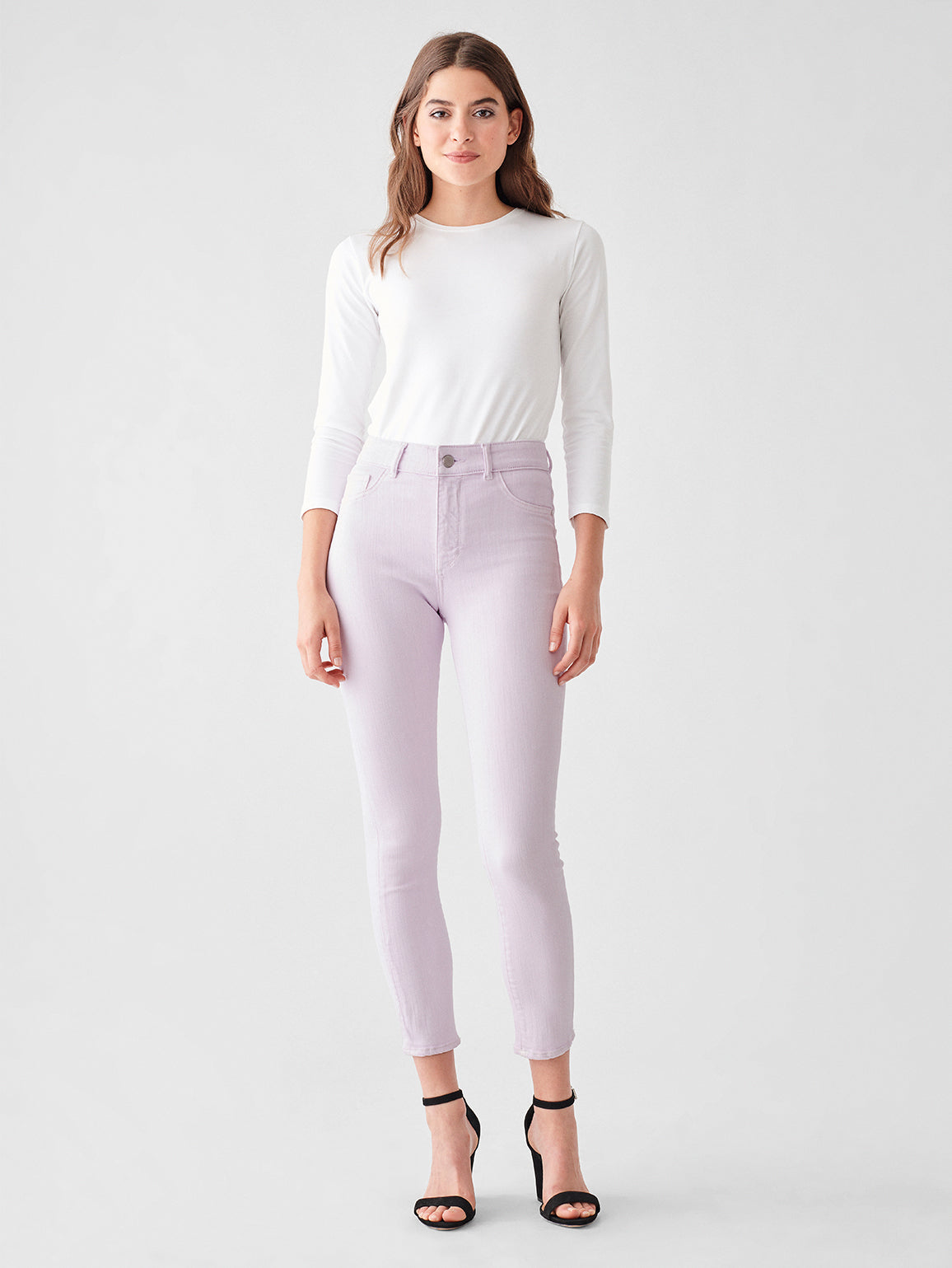 Farrow Ankle High Rise Instasculpt Skinny | Viola