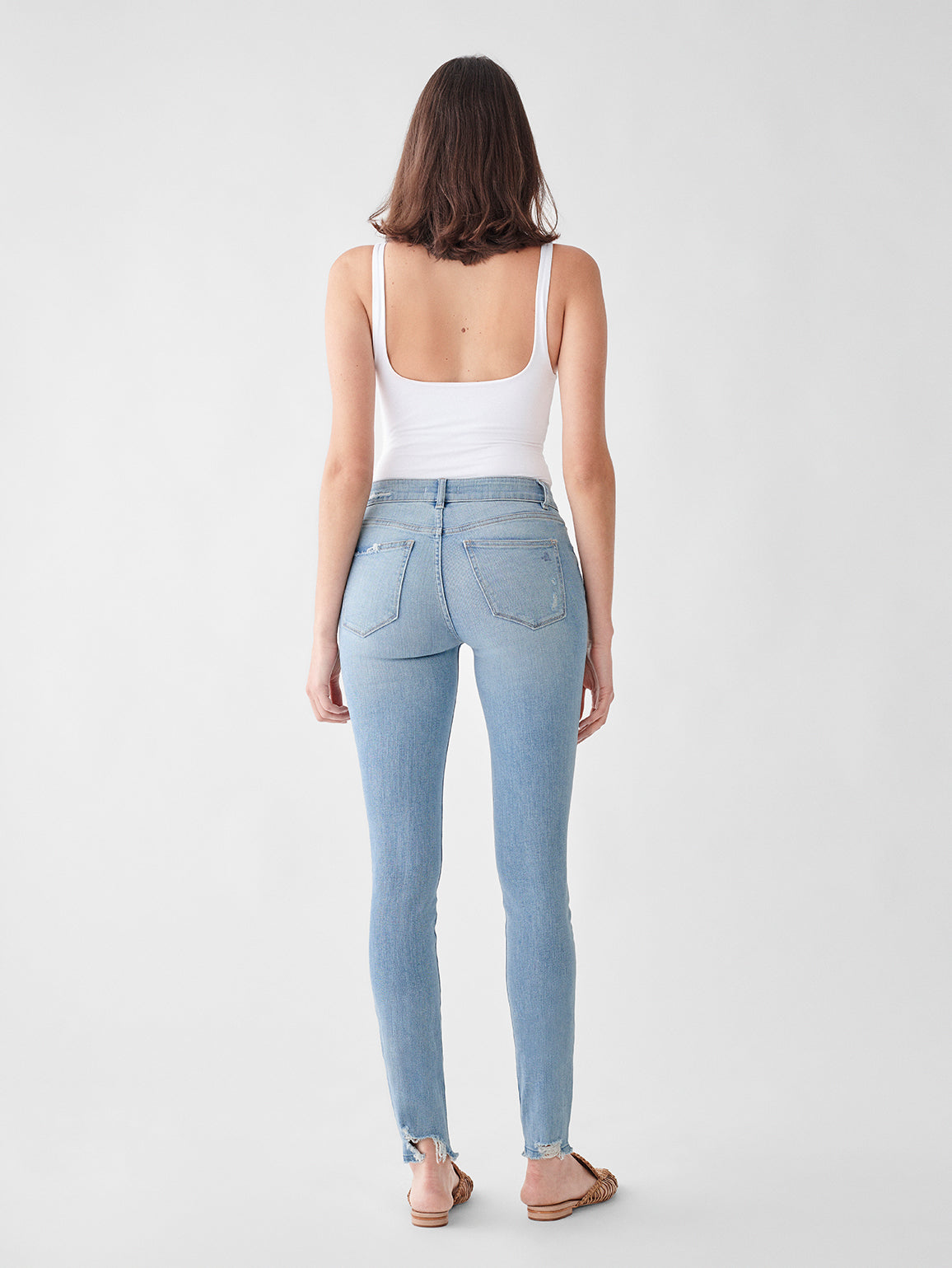 Florence Mid Rise Skinny | Dupont
