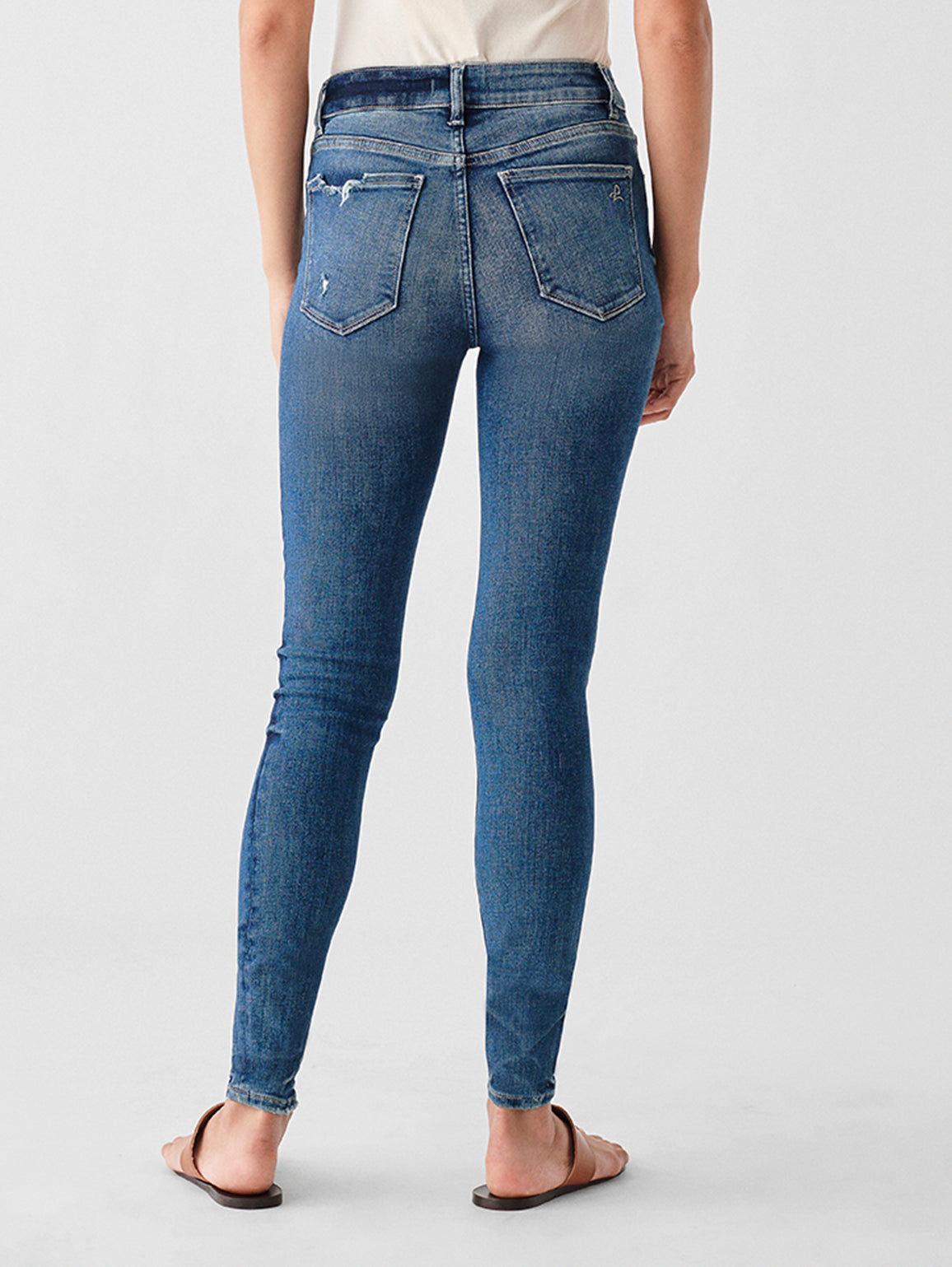 Florence Crop Mid Rise Skinny | Prospect