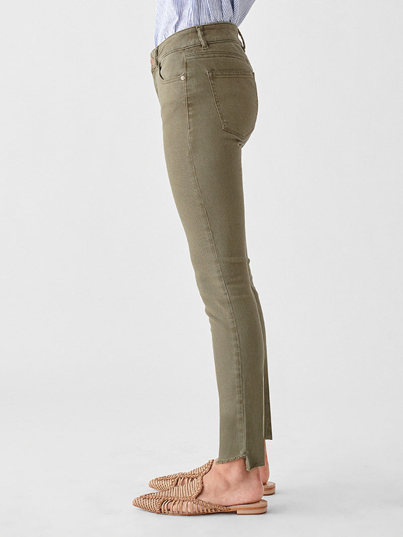 Florence Skinny Mid Rise Instasculpt Ankle | Fatigue