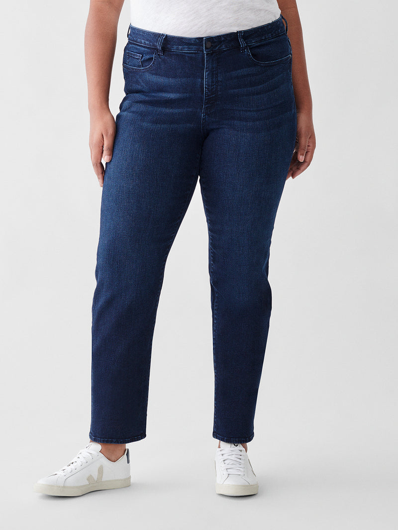 Farrow Ankle High Rise Skinny | Kodiak