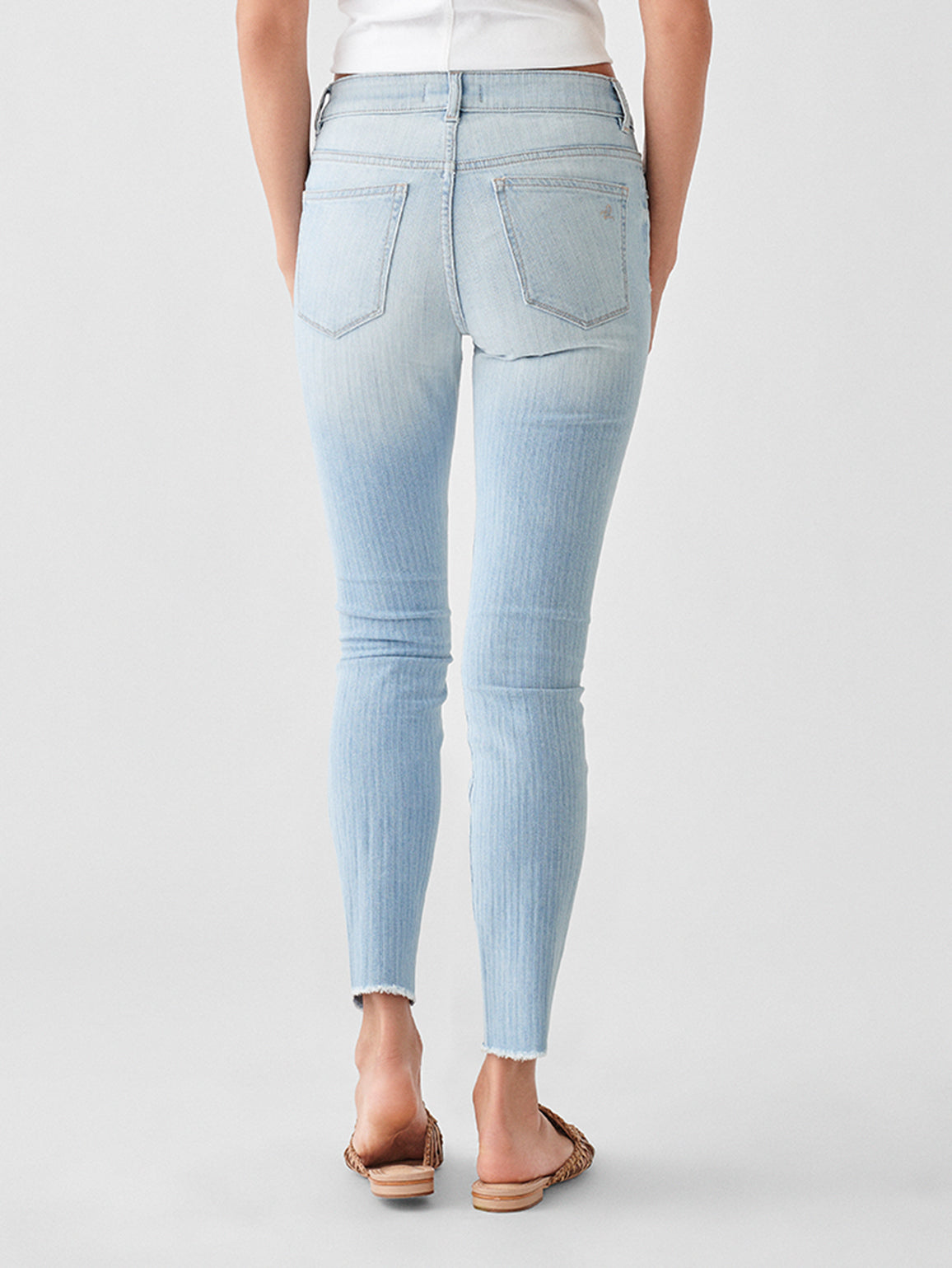Florence Ankle Vintage Mid Rise Skinny | Convent