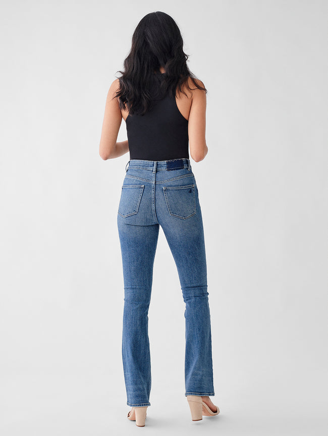 Bridget High Rise Instasculpt Bootcut | Mccartney