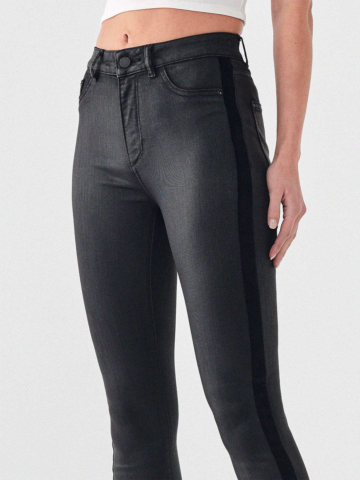 Farrow Ankle High Rise Skinny | Stein