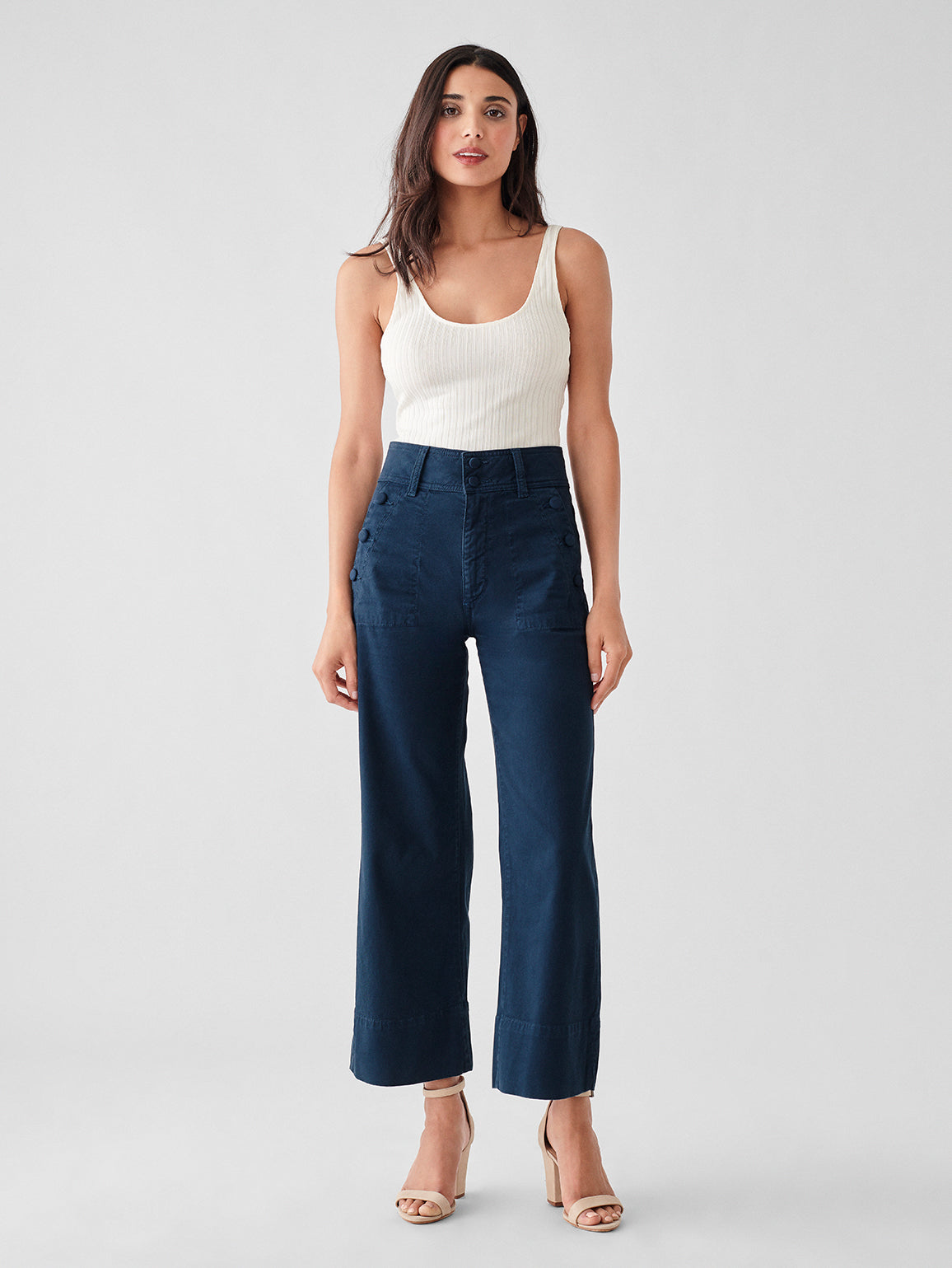 Hepburn High Rise Wide Leg | Sailor
