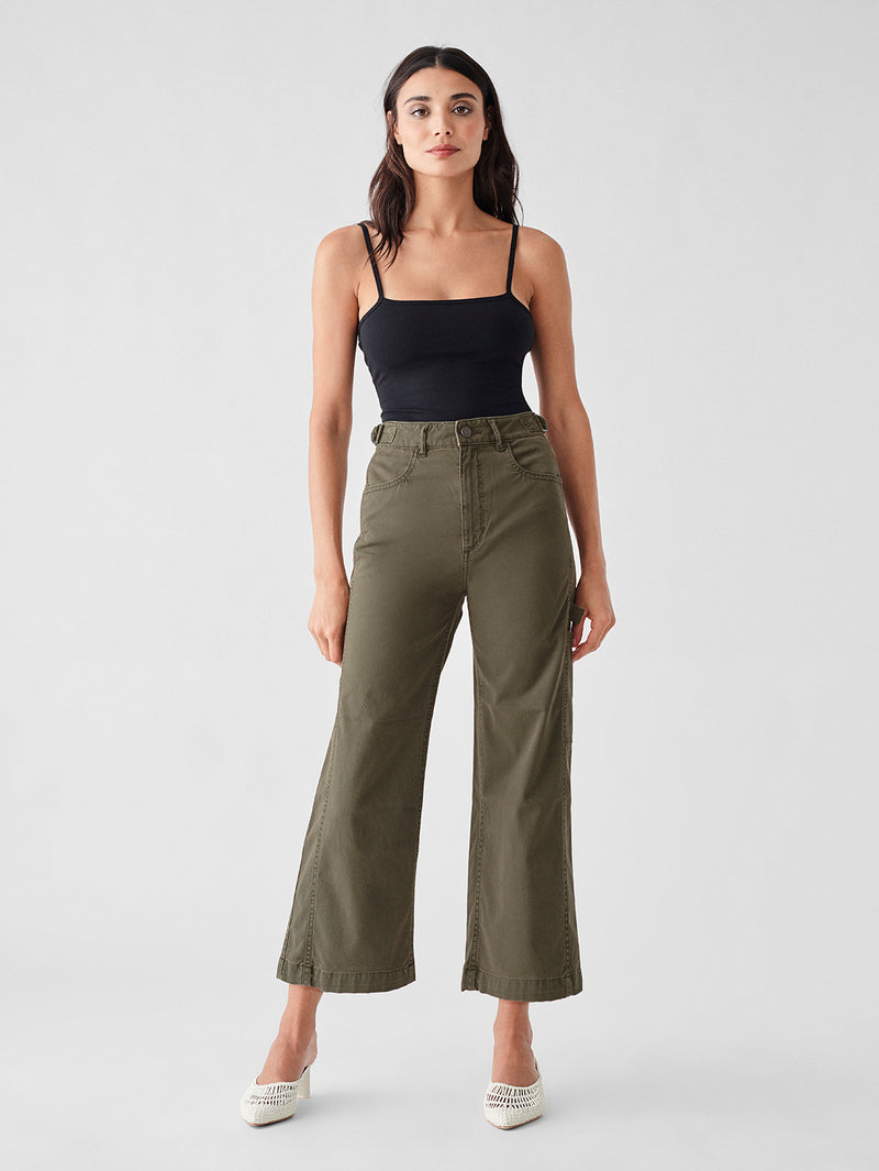 Bridget Crop High Rise Instasculpt Bootcut | Wyoming