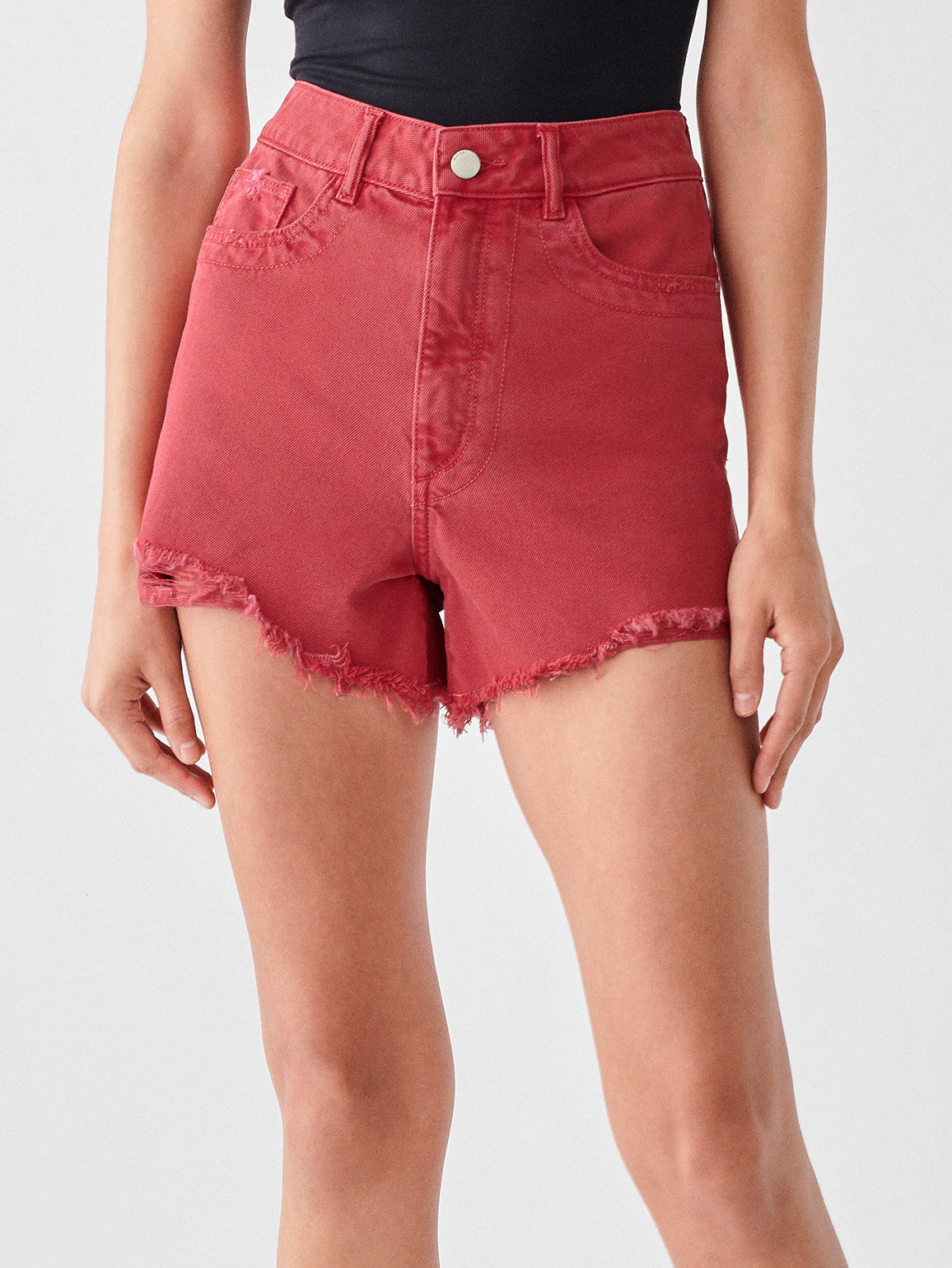 Cleo High Rise Short | Chrysantheum