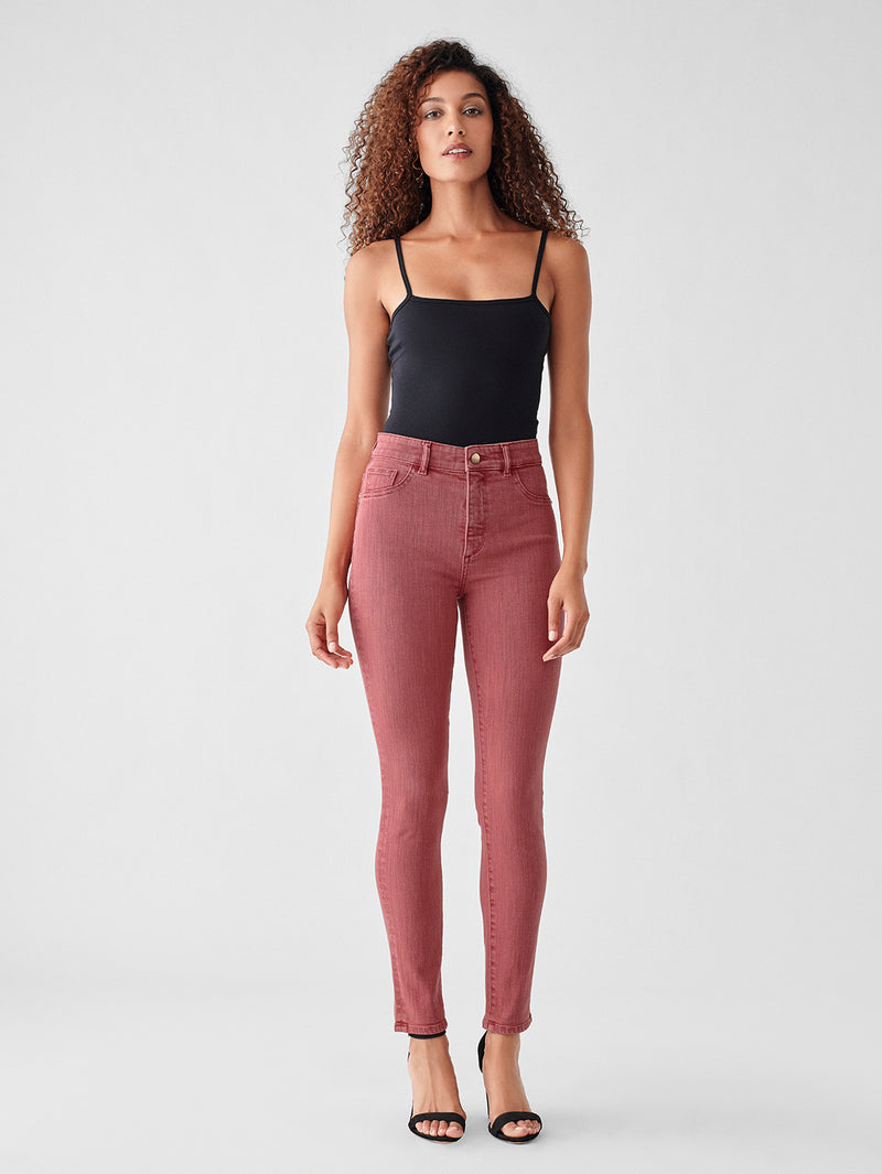 Bridget Crop High Rise Bootcut | Ludgate