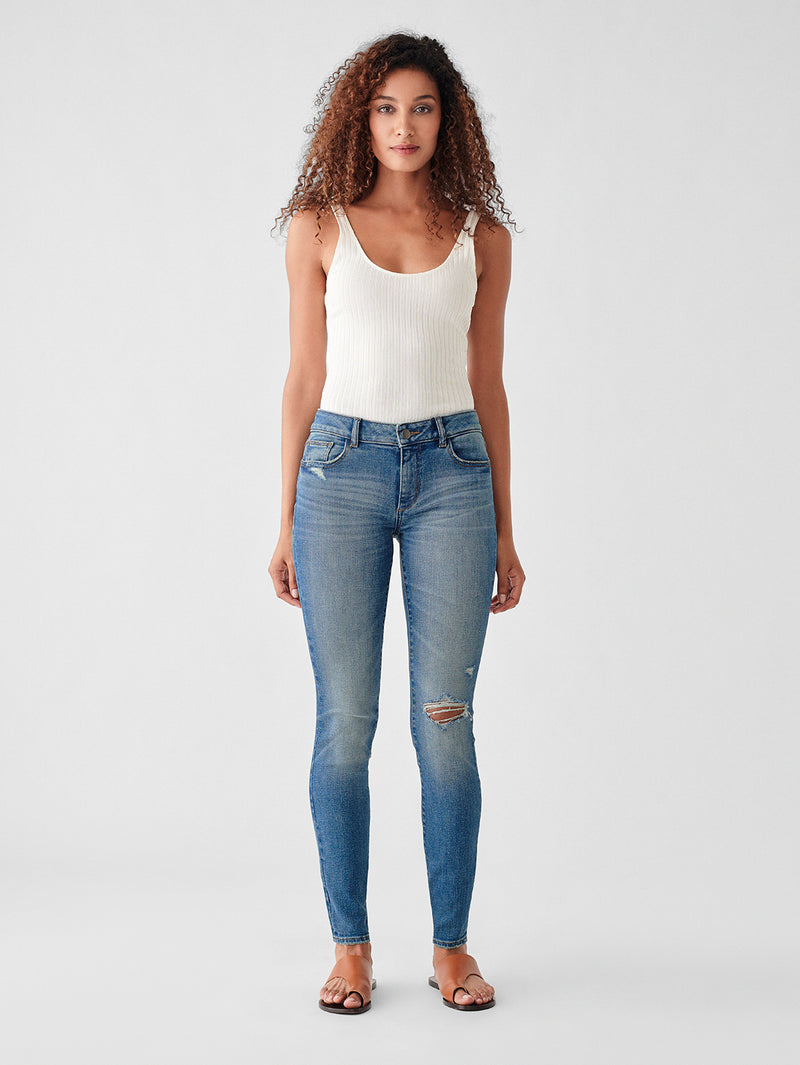 Emma Low Rise Skinny | Blair