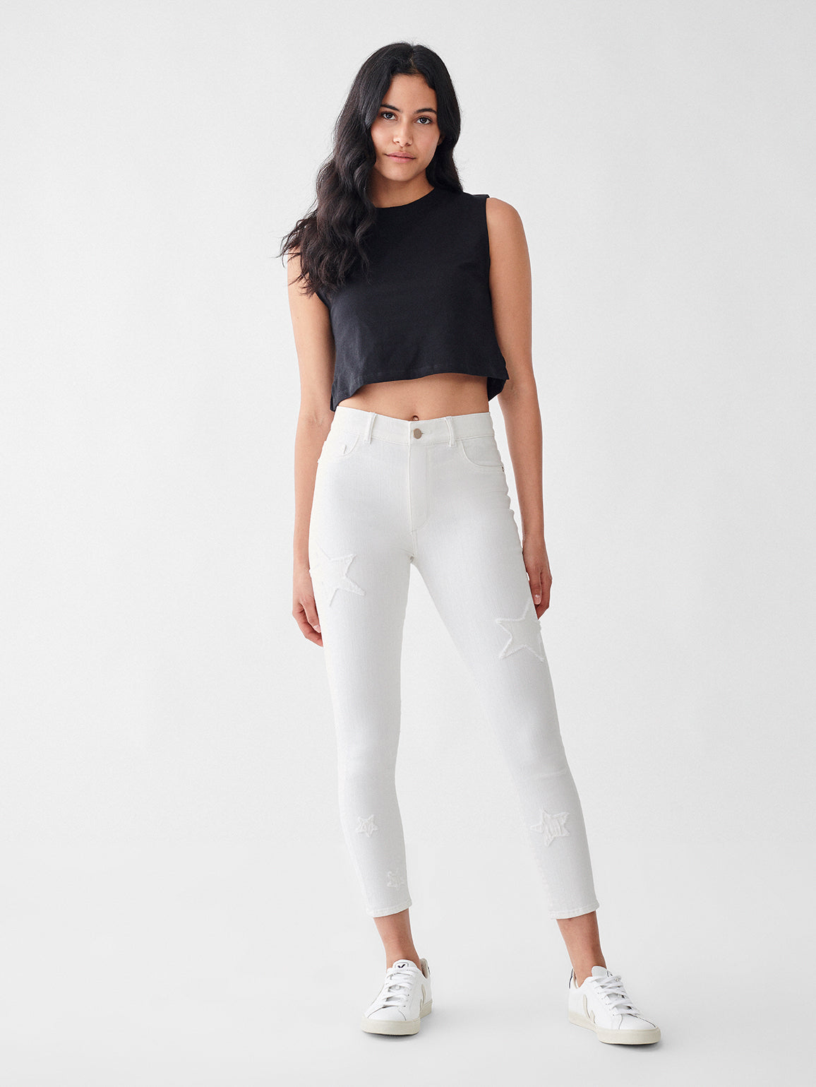 Florence Crop Mid Rise Instasculpt Skinny | Lyra