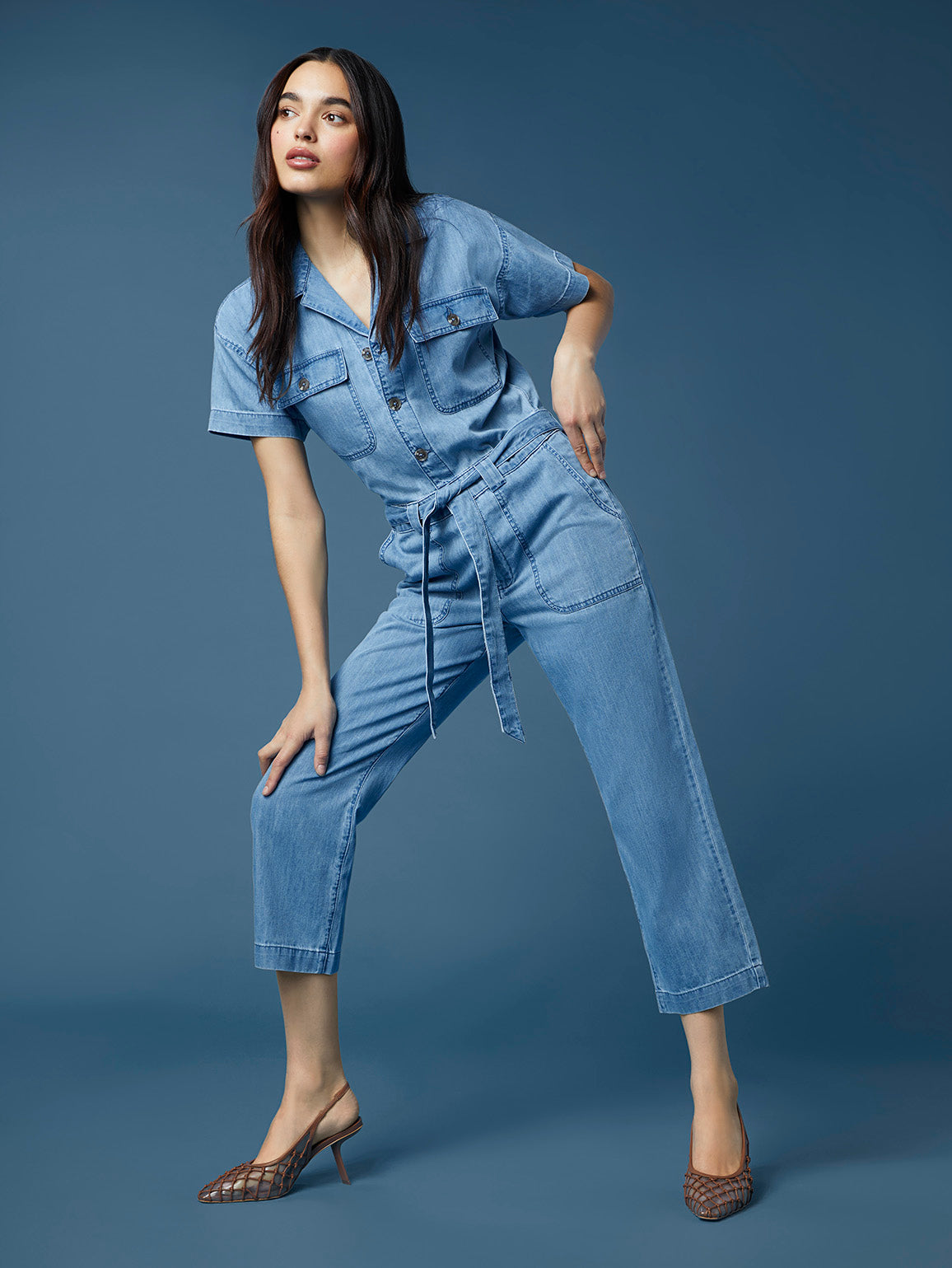 Alba Jumpsuit | Blueprint