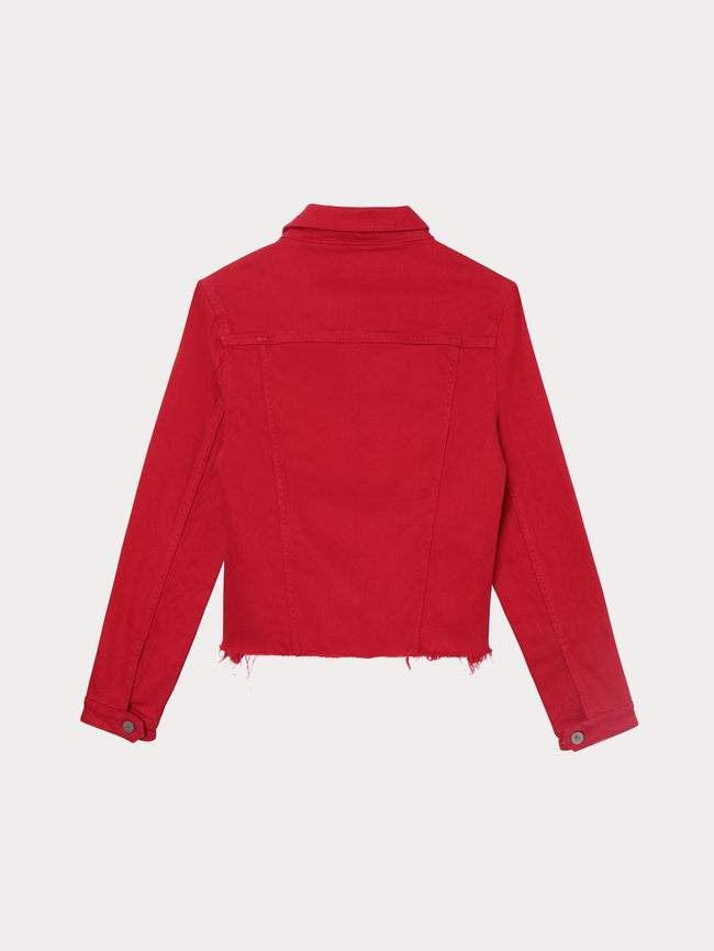 Kids Jacket - Manning Jacket | Very Cherry - DL1961