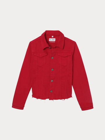 Manning Jacket | Very Cherry