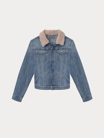 Manning Jacket | Breaker Blue