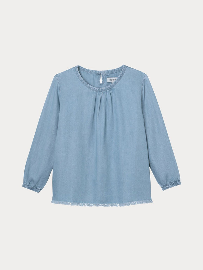 Girls - Remi Blouse | Midwash - DL1961