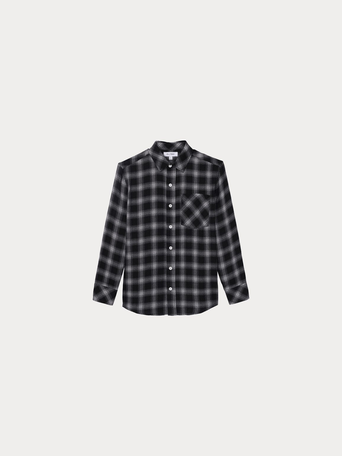 Ash Toddler Unisex Shirt | Black Plaid