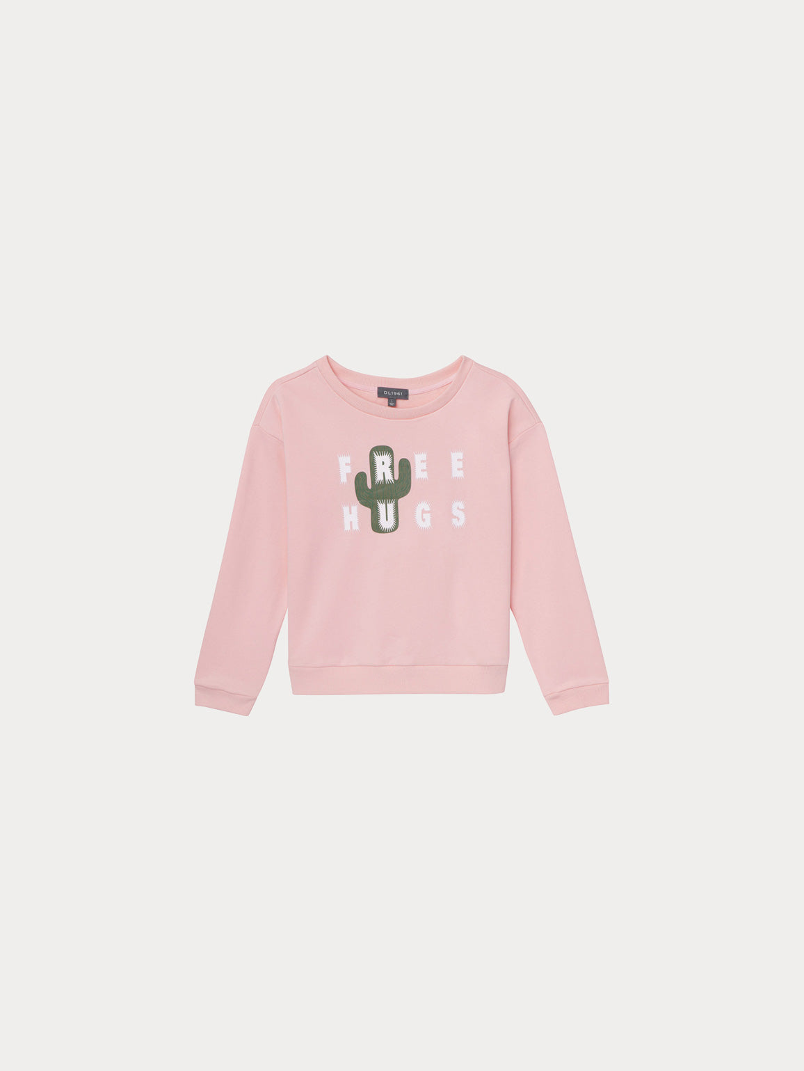 Edie Toddler Sweatshirt | Pink