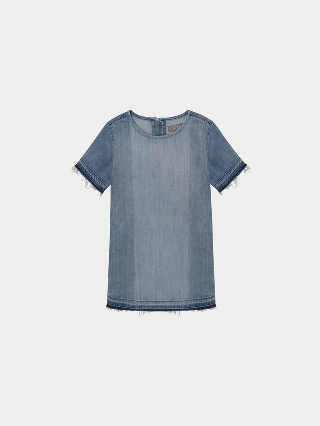 Kiki Toddler Short Sleeve | Blue Coast