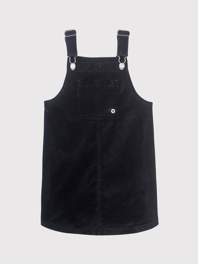 Penelope Pinafore Dress | Limousine