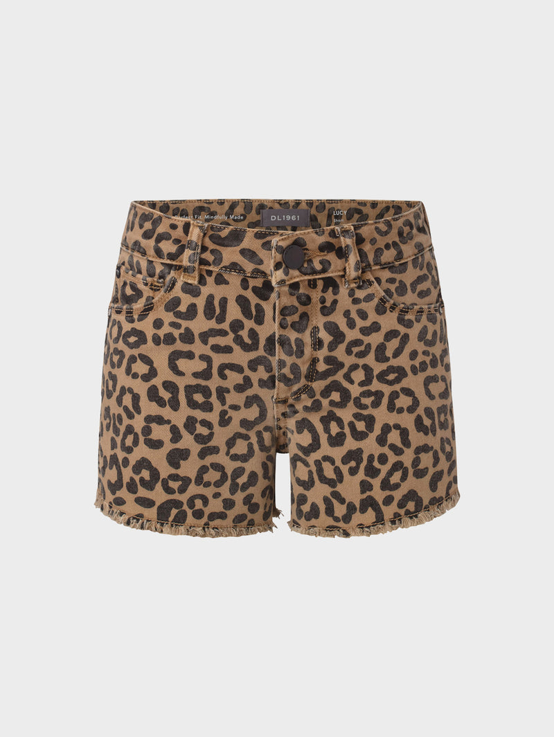 Lucy Cut Off Short | Snowcap