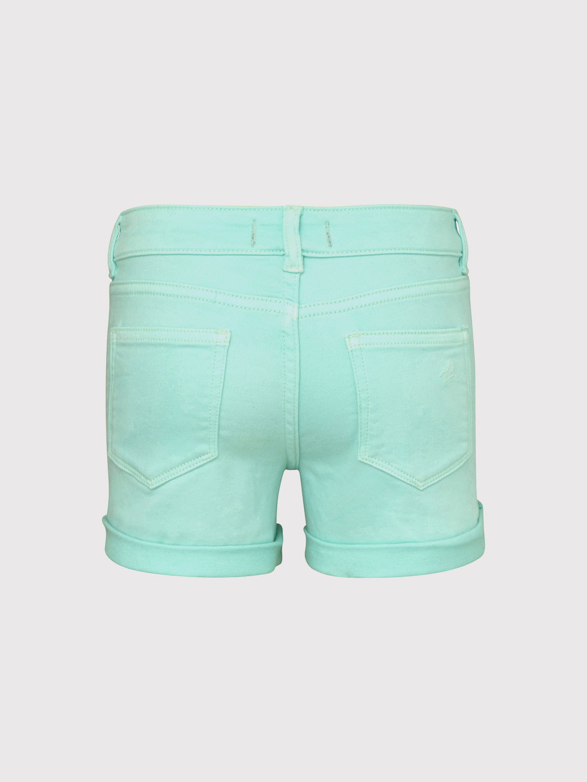 Piper Cuffed Short | Foam Green