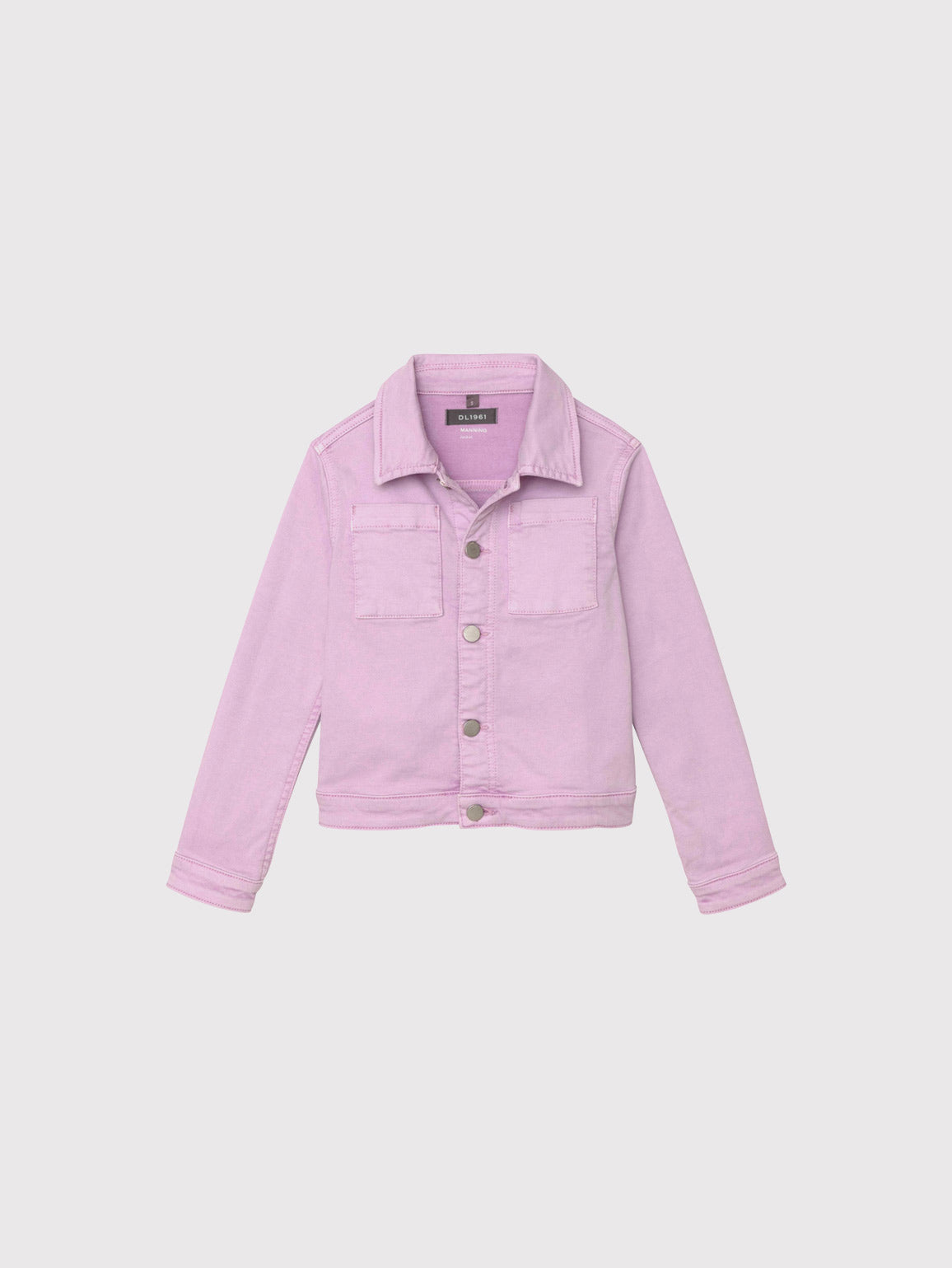 Manning Jacket | Faded Lilac