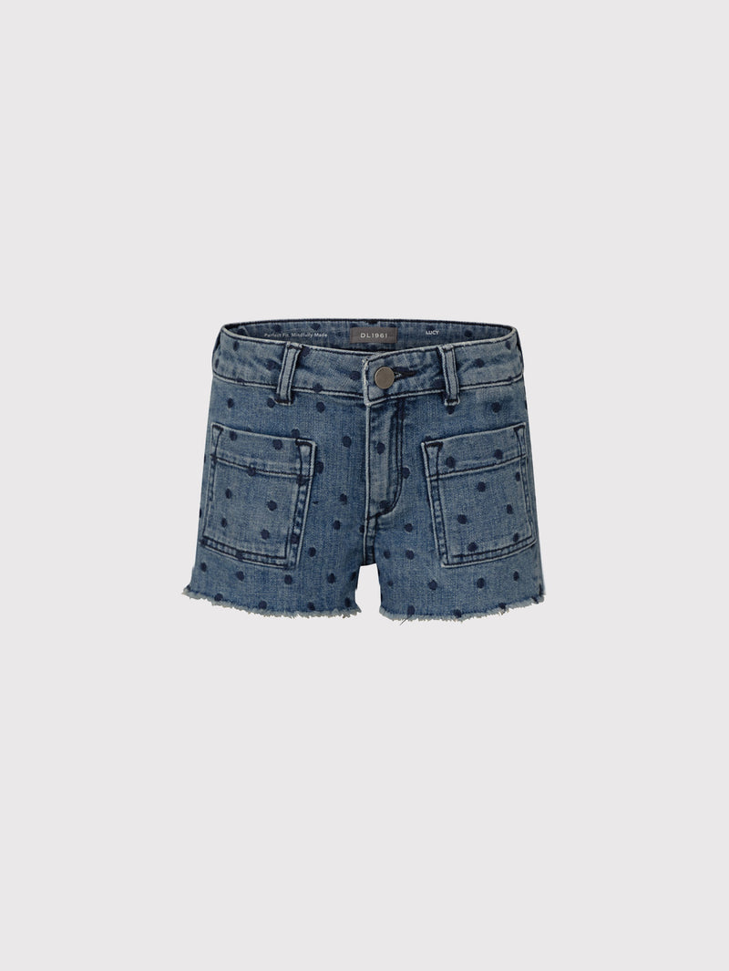 Piper Toddler Cuffed Short | Paltrow