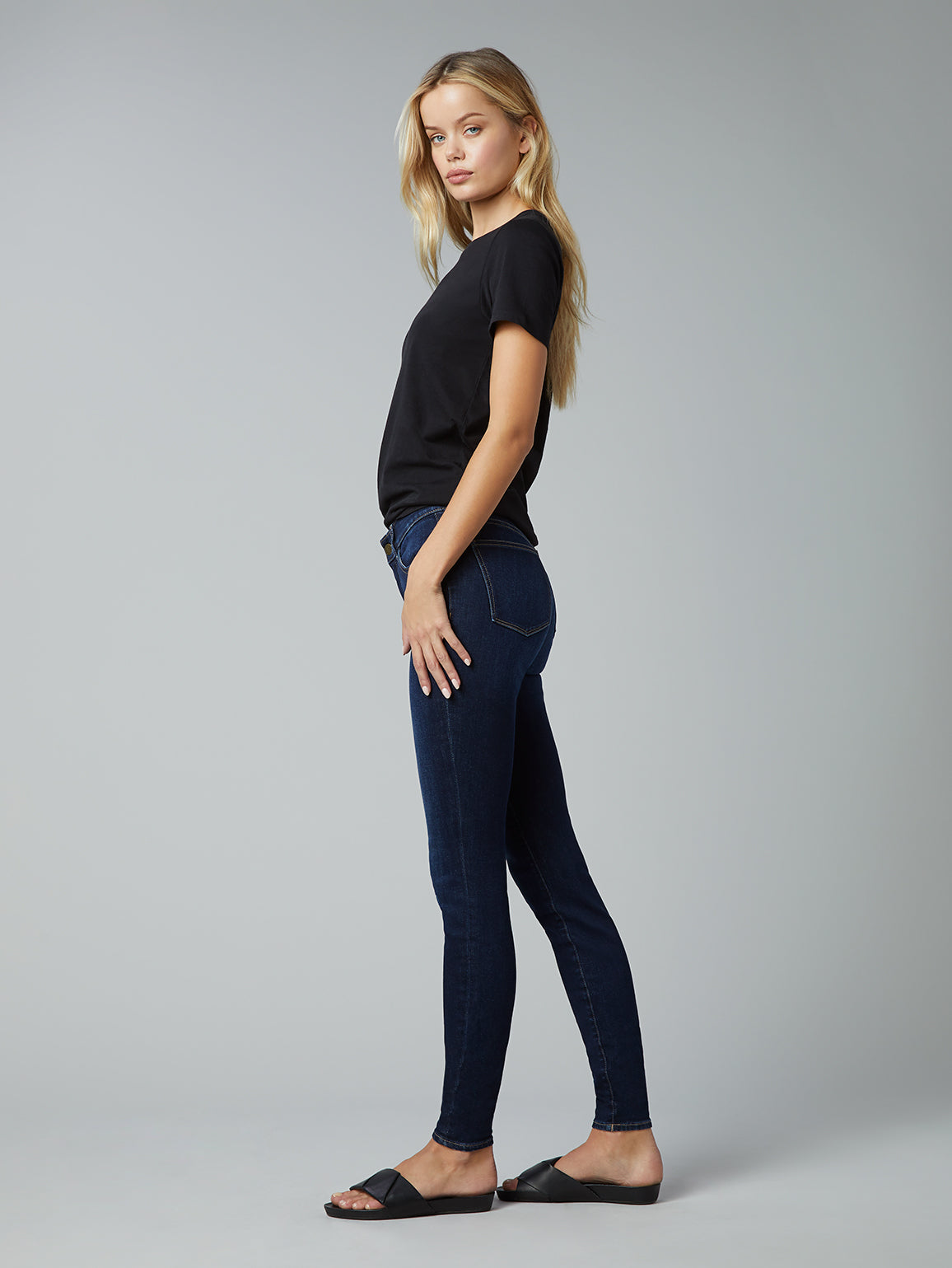 Florence Mid Rise Skinny | Pulse