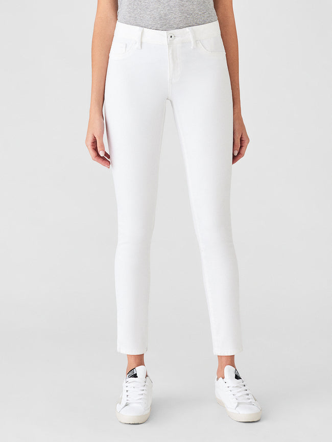 Women - Emma Low Rise Skinny | Porcelain - DL1961