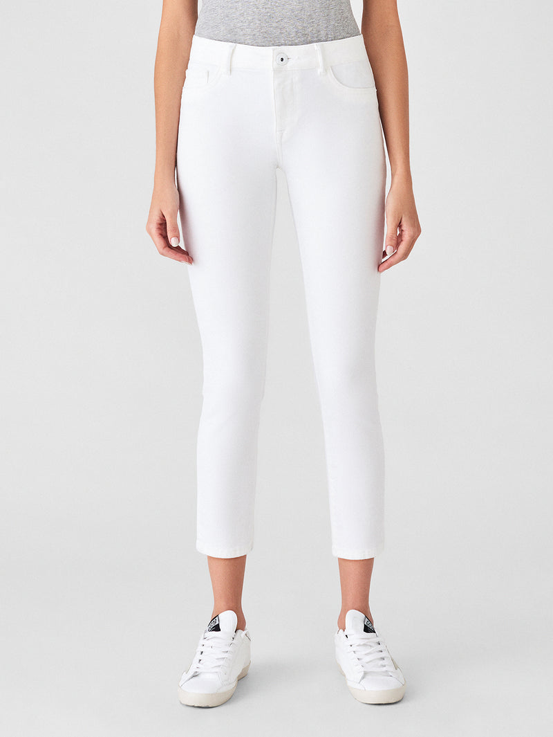 Farrow Crop High Rise Skinny | Montgomery