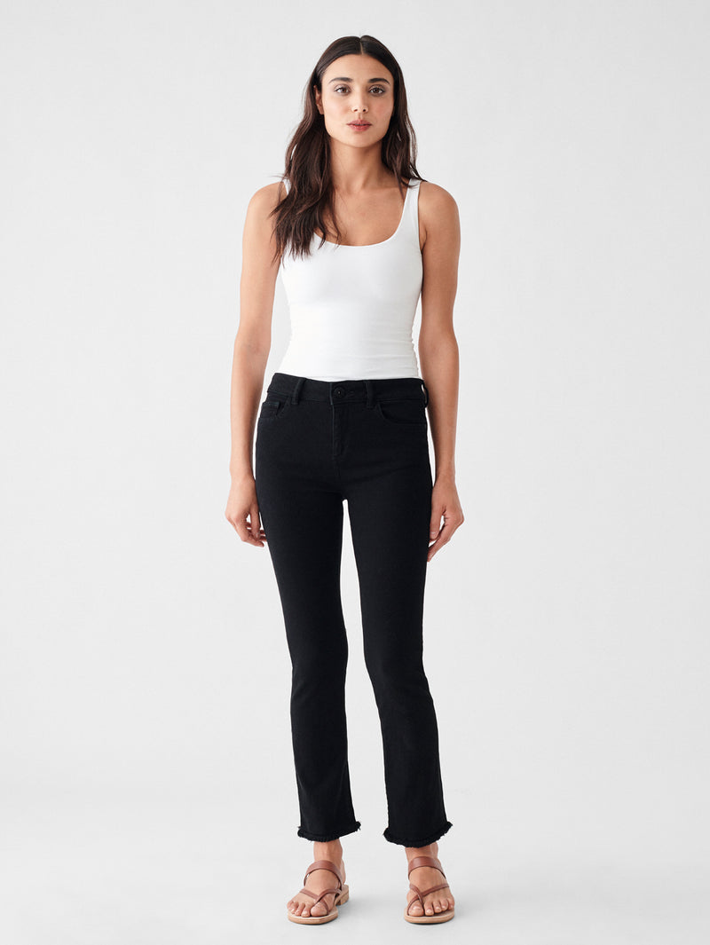 Farrow Ankle High Rise Instasculpt Skinny | Hail