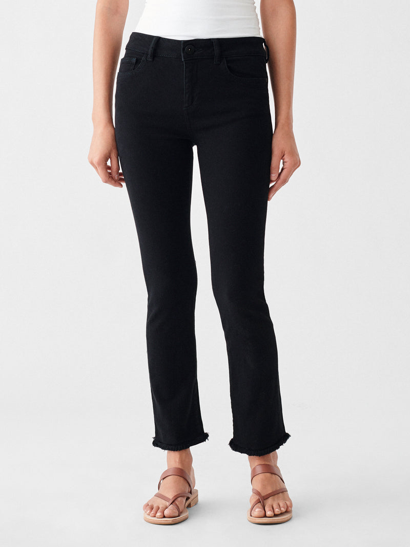Bridget Crop High Rise Bootcut | Henderson